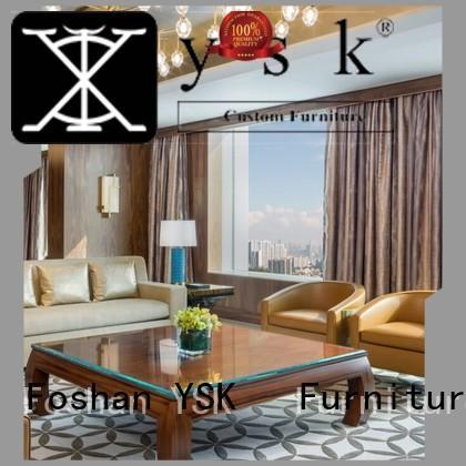 YSK Furniture high-quality club furniture end for hotel