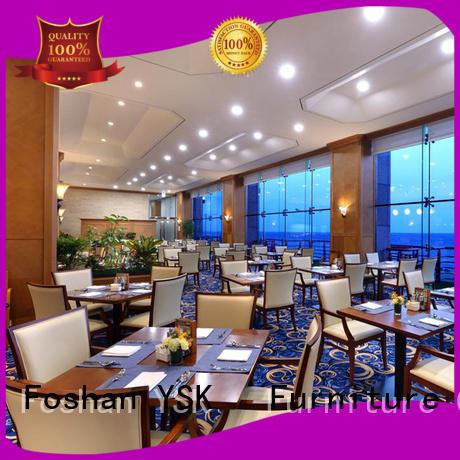 restaurant furniture supply luxury ship furniture YSK Furniture
