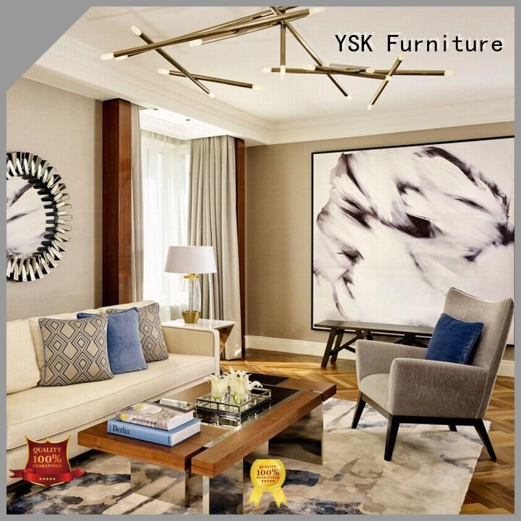 YSK Furniture high-quality clubhouse furniture club for house