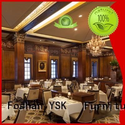 restaurant furniture design contract cruise restaurant furniture YSK Furniture