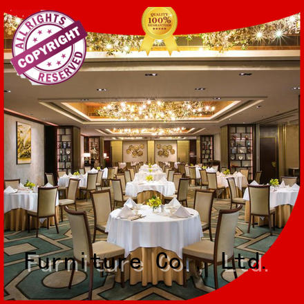 YSK Furniture custom restaurant furniture interior five star hotel
