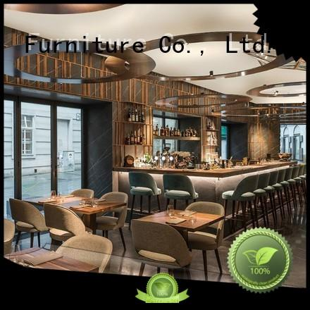 YSK Furniture high grade modern restaurant furniture luxury restaurant furniture