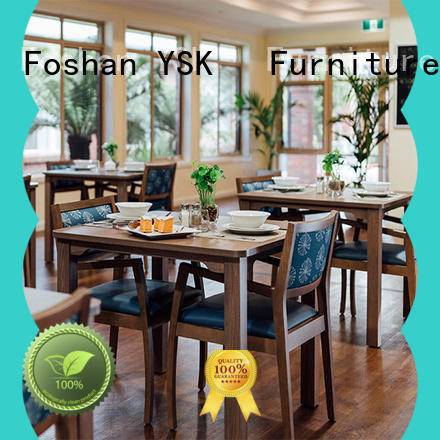 YSK Furniture low cost senior living furniture suppliers facility community