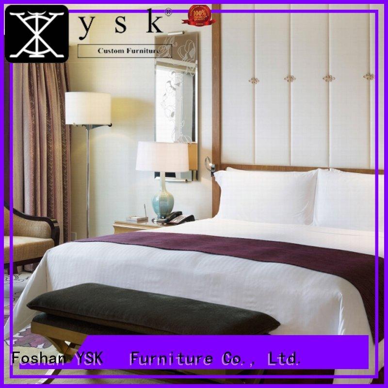 YSK Furniture on-sale hotel surplus furniture for sale wooden hotels solutions