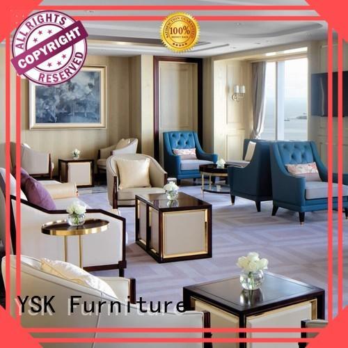 YSK Furniture high quality club furniture sofa bulk production