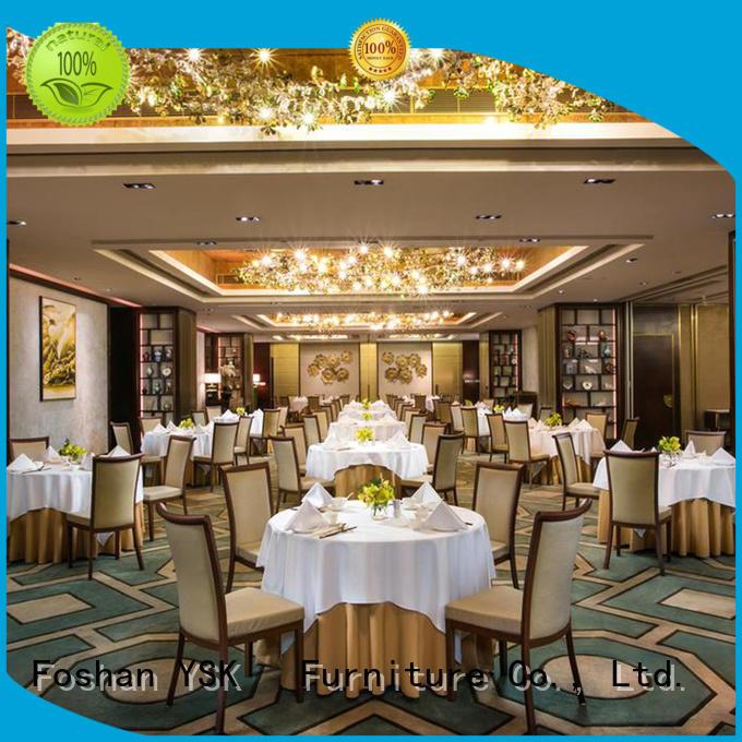 YSK Furniture deluxe design restaurant furniture manufacturers contemporary restaurant furniture