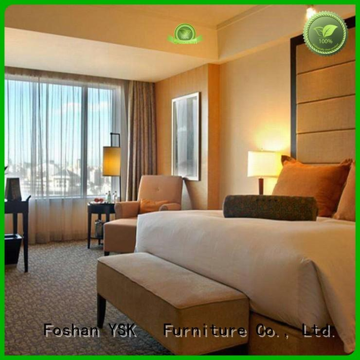 YSK Furniture hot-sale 5 star hotel furniture wooden