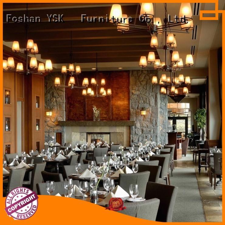 YSK Furniture contemporary luxury restaurant furniture luxury dining furniture