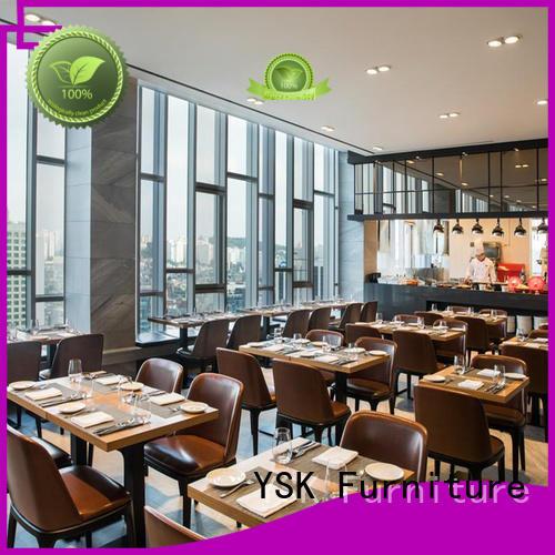 Hot bespoke dining room furniture design YSK Furniture Brand