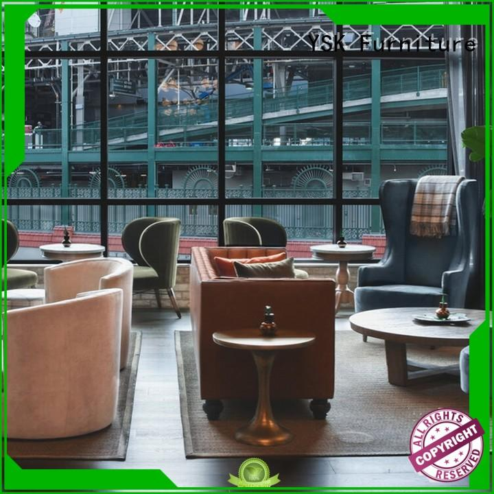 YSK Furniture customized club furniture for room