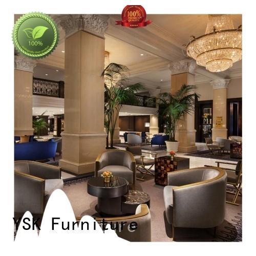 YSK Furniture hot-sale club furniture sofa contract