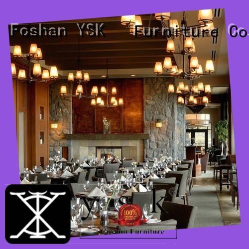 YSK Furniture contemporary restaurant furniture stylish made dining furniture