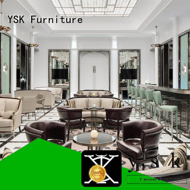 country club furniture high-quality for room YSK Furniture