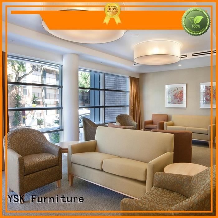 YSK Furniture low cost aged care furniture suppliers senior age