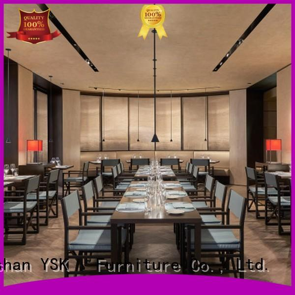 YSK Furniture contract cruise restaurant furniture interior five star hotel