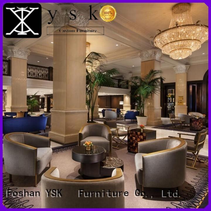 beach club furniture bulk production for bedroom YSK Furniture