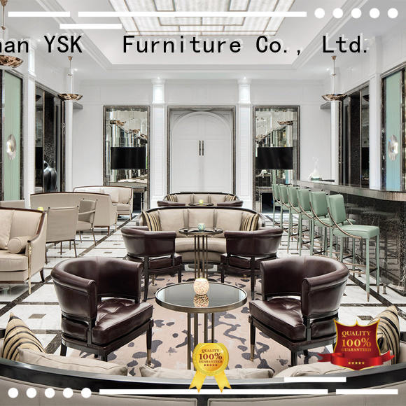 YSK Furniture club furniture sofa custom made for hotel