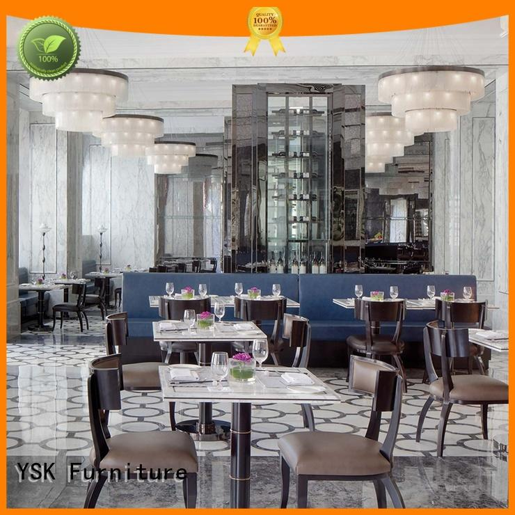 YSK Furniture contract restaurant furniture luxury restaurant furniture
