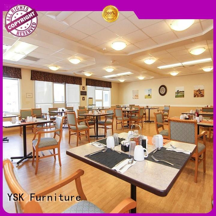 YSK Furniture comfortable senior living furniture health senior age