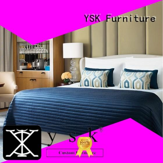 Commerical Solid Wood Custom Hotel Furniture for Sale