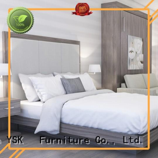 high-quality modern apartment furniture inquire now bedroom decoration YSK Furniture