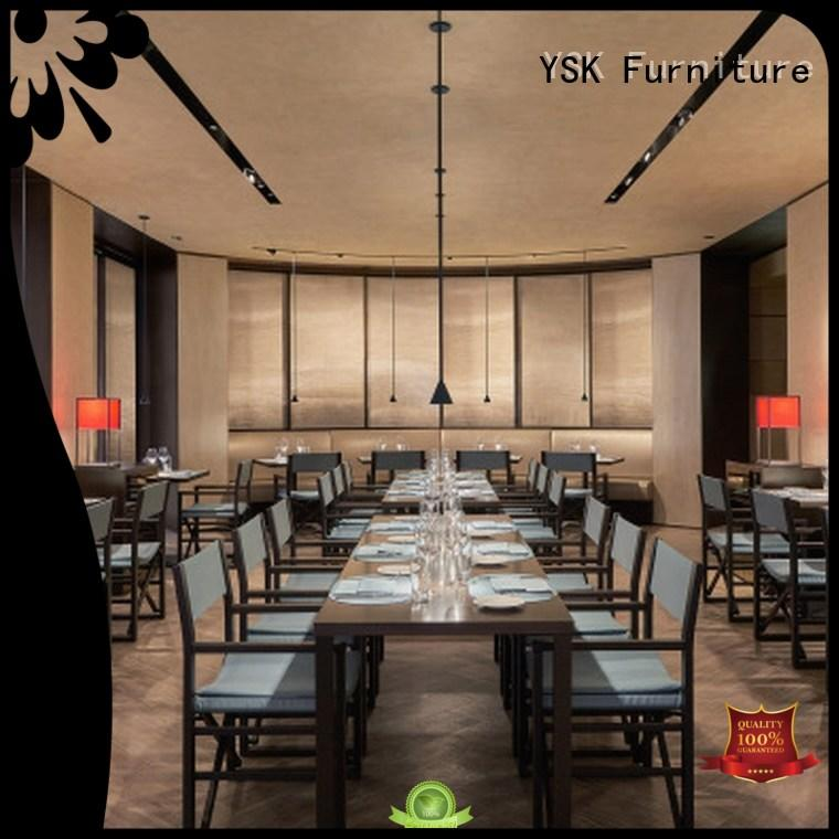 YSK Furniture customization custom restaurant furniture stylish made restaurant furniture