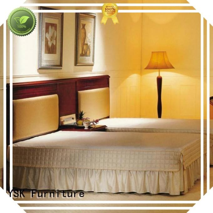 YSK Furniture latest hotel furniture suppliers master modern bedroom