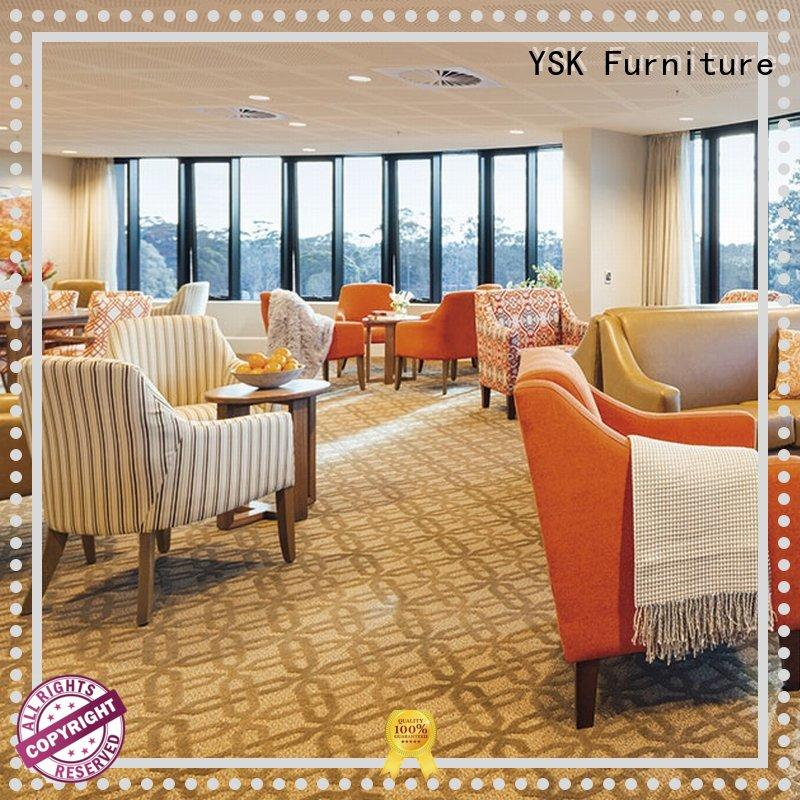 YSK Furniture at discount aged care furniture quality facility community