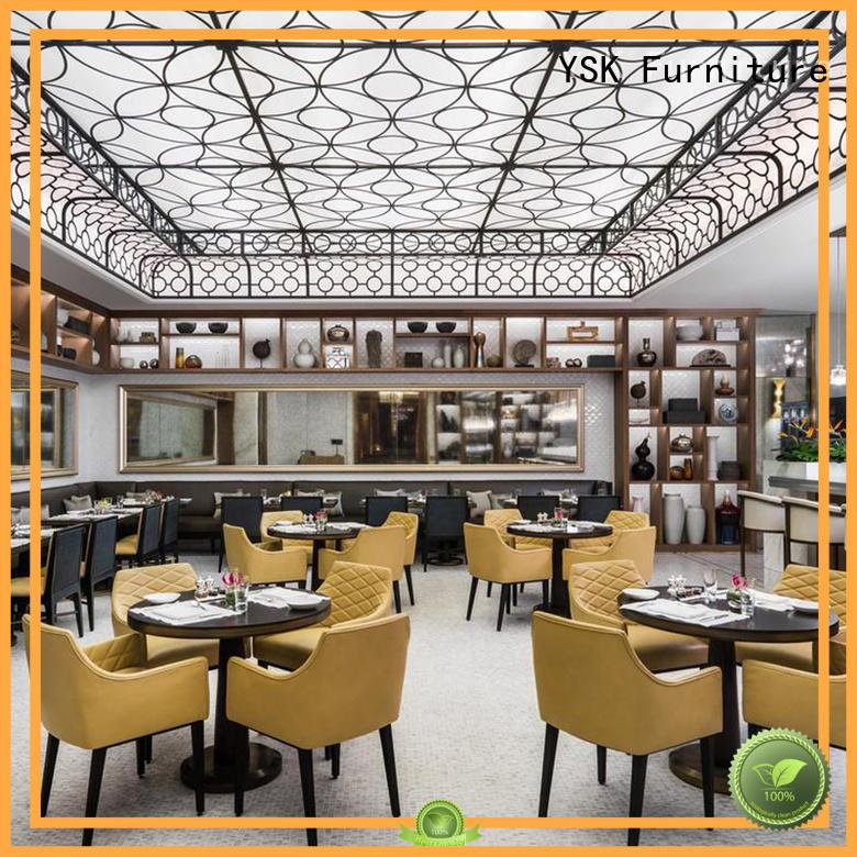 YSK Furniture upholstery contract restaurant furniture interior ship furniture