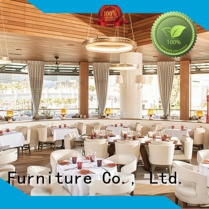high grade modern restaurant furniture stylish made ship furniture