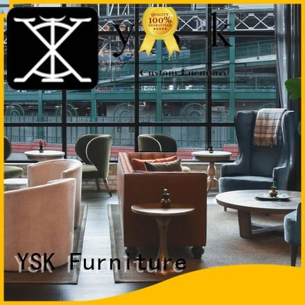 YSK Furniture high-quality club furniture sofa contract for house