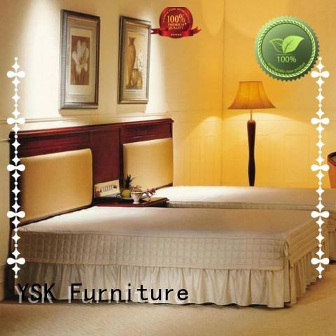 YSK Furniture contemporary hotel room furniture interior