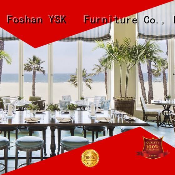 YSK Furniture Chinese restaurant restaurant tables luxury dining furniture