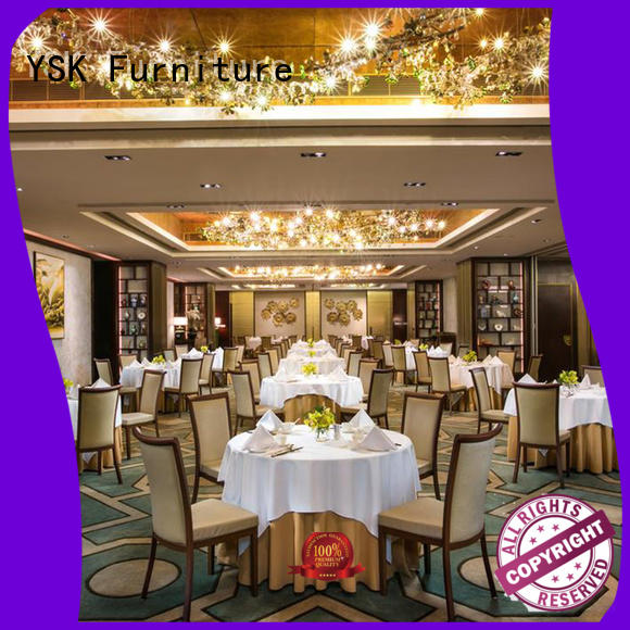 YSK Furniture project luxury restaurant furniture interior ship furniture