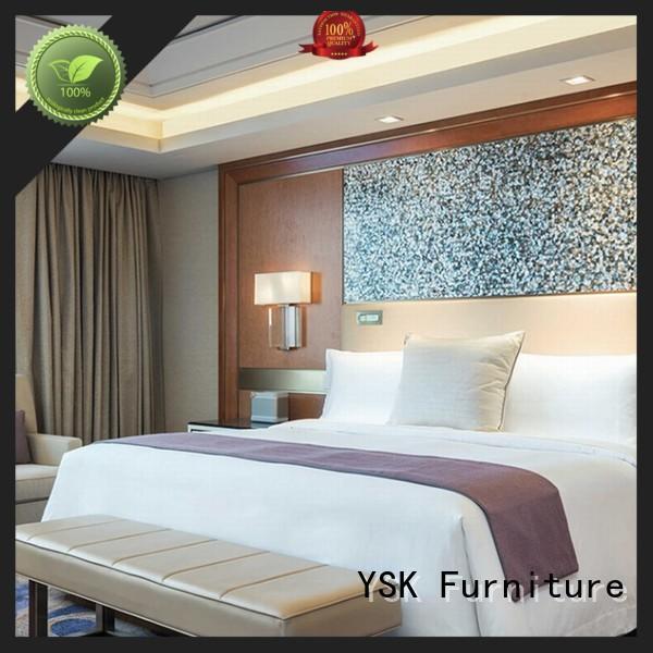 YSK Furniture contemporary modern hotel furniture contract
