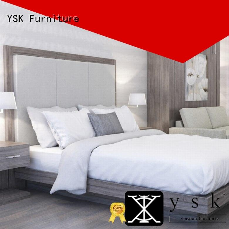 YSK Furniture high-quality apartment furniture sets furniture star room