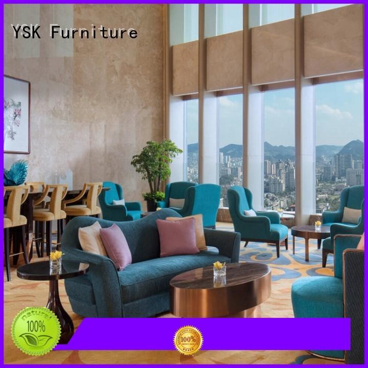 YSK Furniture high-quality club furniture sofa for bedroom