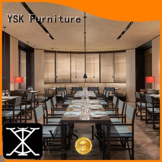 YSK Furniture on-sale restaurant tables luxury restaurant furniture