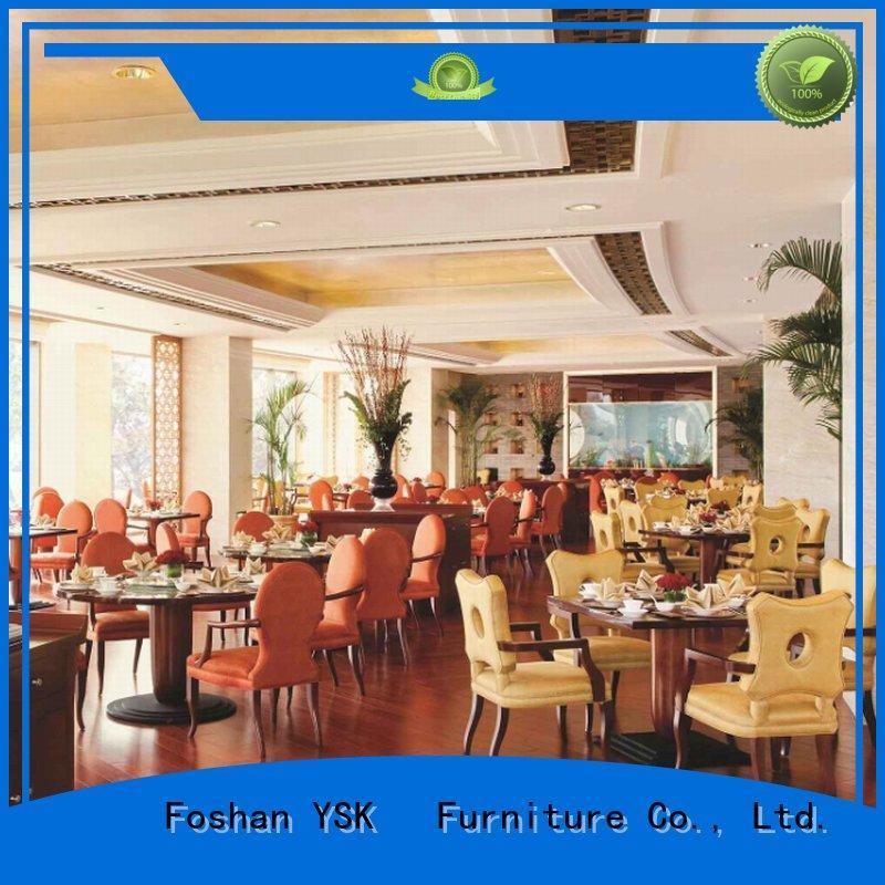 YSK Furniture hospitality modern restaurant furniture interior restaurant furniture