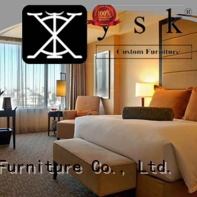 YSK Furniture hot-sale commercial hotel furniture for furniture