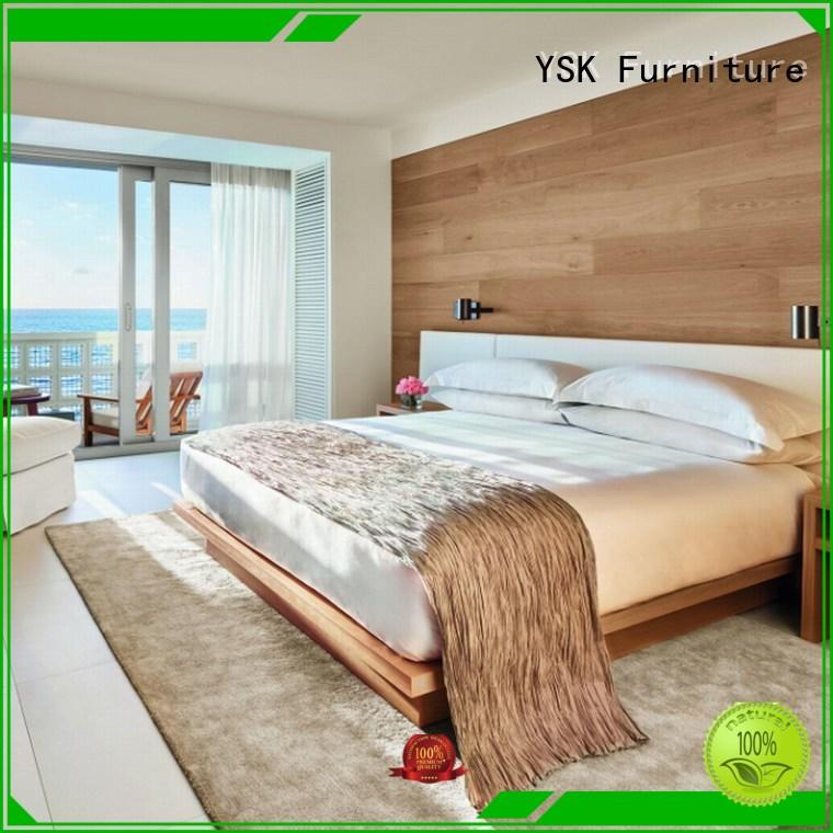 YSK Furniture custom made apartment living room furniture at discount contract apartment