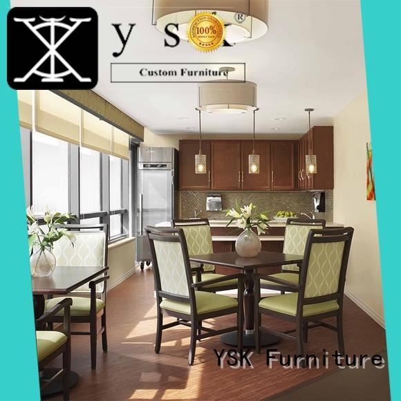 YSK Furniture at discount senior living furniture quality room decoration