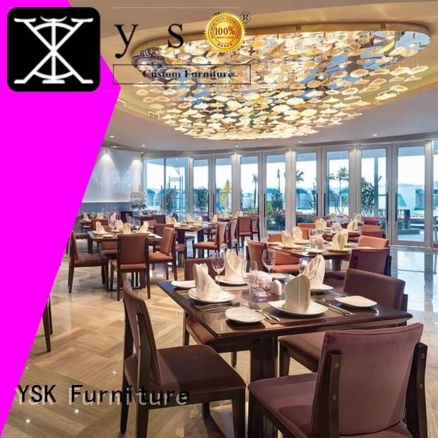 YSK Furniture contract restaurant furniture plywood dining furniture