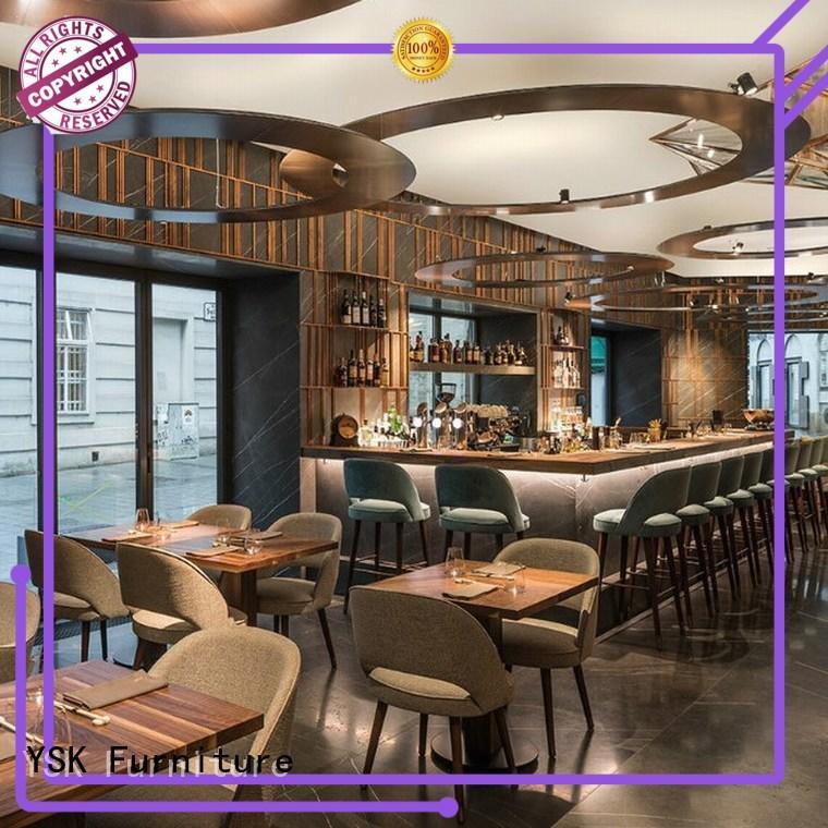 YSK Furniture contemporary contract restaurant furniture high quality restaurant furniture