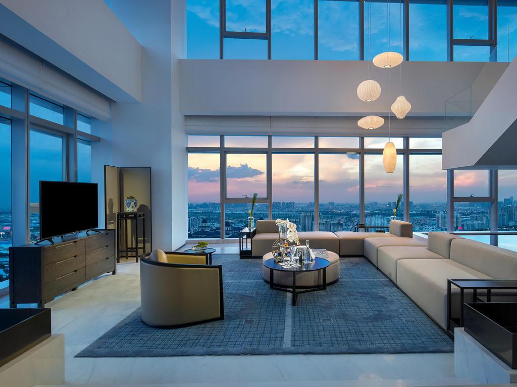 YSK Furniture bulk production club furniture sofa furniture for hotel-1