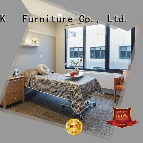 YSK Furniture factory price retirement home furniture design facility community