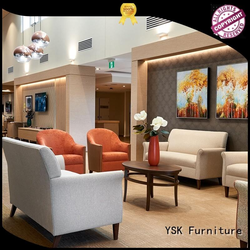 professional assisted living furniture factory price retirement facility community