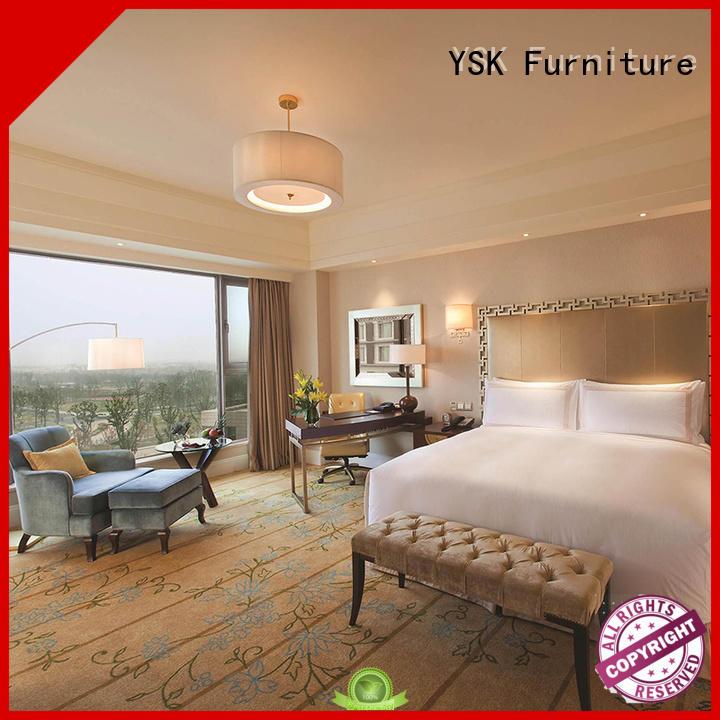 YSK Furniture on-sale hotel furniture set master hotels solutions
