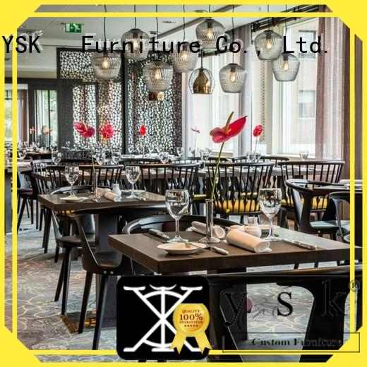 customized contract restaurant furniture Chinese restaurant luxury ship furniture