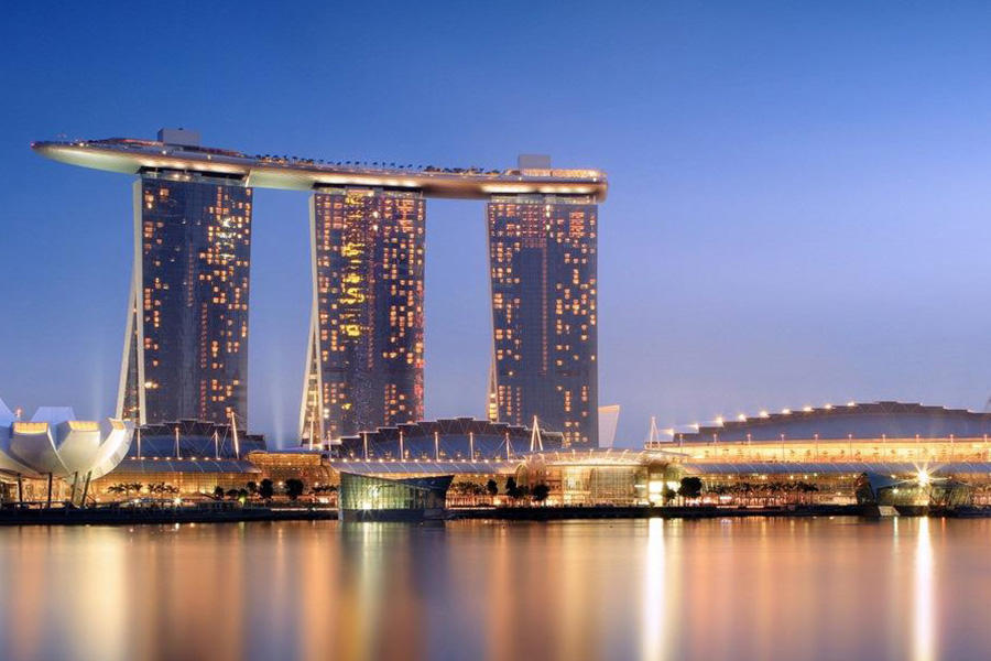 GBL Chinese restaurant---Singapore
